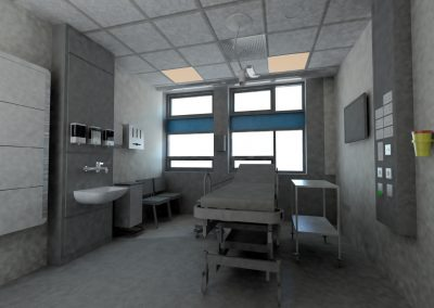 Sunderland8 - Typical Treatment Room