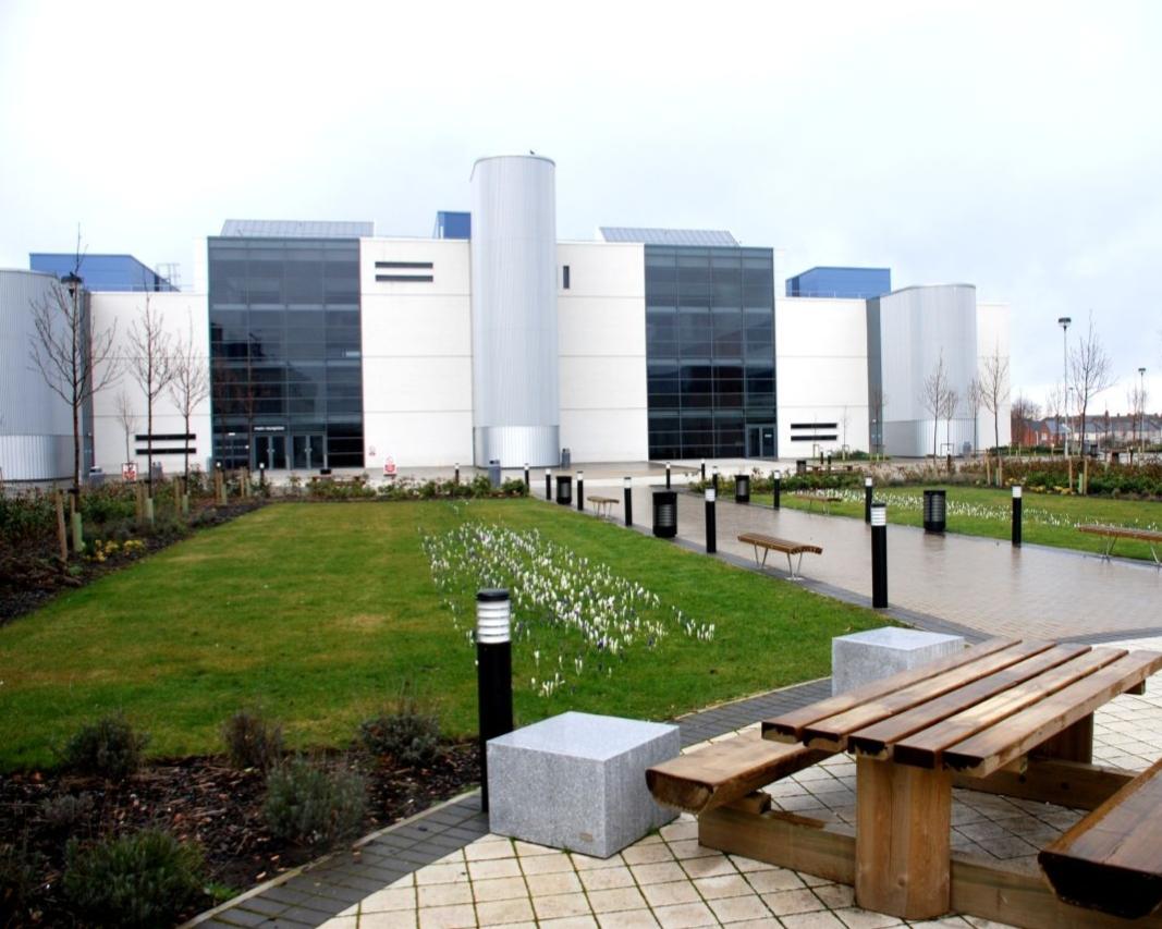 New College Durham STEM Exension